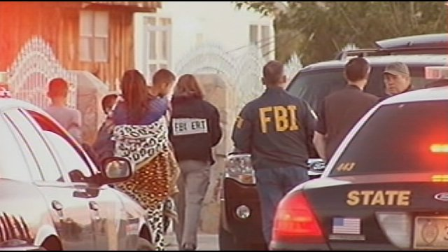 » BREAKING: Feds raid homes in Anthony | ABQ Journal
